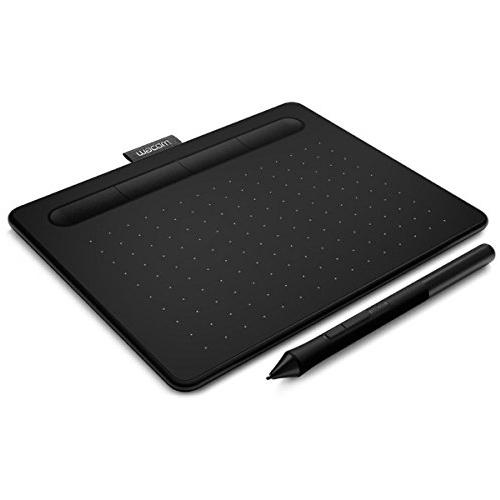 ワコム ペンタブレット Intuos Small ベーシック ブラック CTL-4100/K0