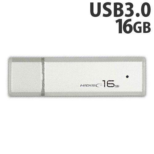 HIDISC USBフラッシュメモリー USB3.0 16GB HDUF114C16G3