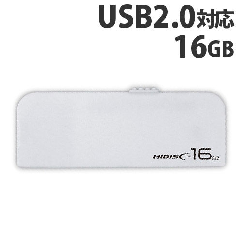 HIDISC USBフラッシュメモリー USB2.0 16GB HDUF116S16G2