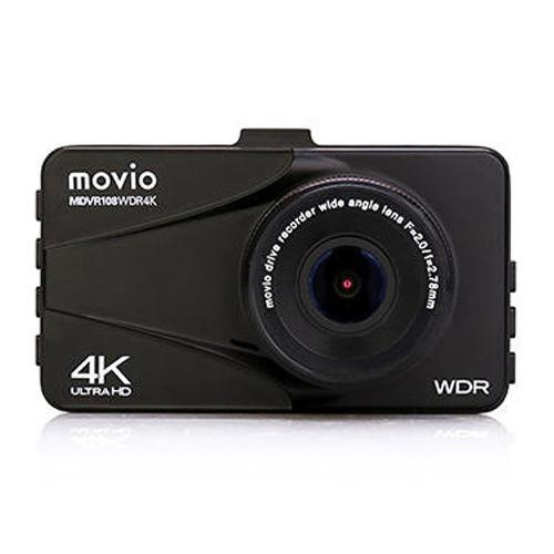 ナガオカ ドライブレコーダー MOVIO 超大画面3.0LCD搭載 高画質4K Ultra HD WDRドライブレコーダー MDVR108WDR4K