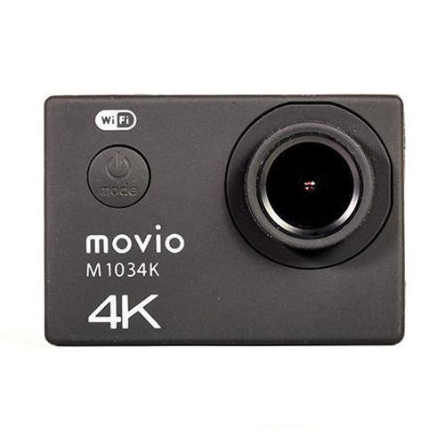ナガオカ ウェアラブルカメラ WiFi機能搭載 高画質4K Ultra HD アクションカメラ M1034K