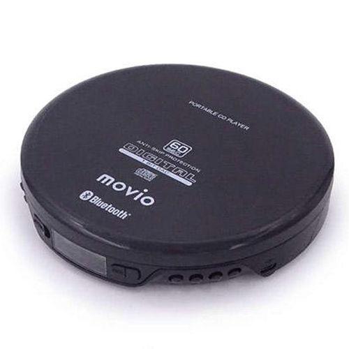 ナガオカ CDプレーヤー Wired・Wireless両対応 音飛び防止機能搭載 Bluetooth4.2 ポータブルCDプレーヤー M202BTCDP