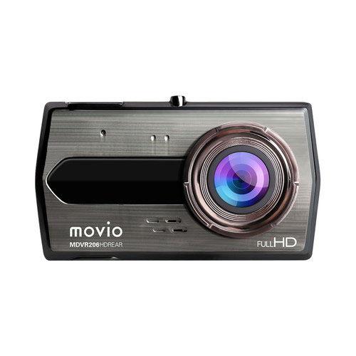 ナガオカ ドライブレコーダー MOVIO 前後2カメラドライブレコーダー MDVR206HDREAR