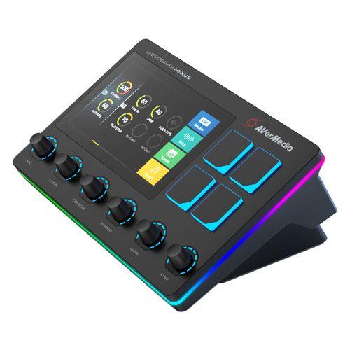 アバーメディア AVer Media オーディオインターフェイス LIVE STREAMER NEXUS AX310