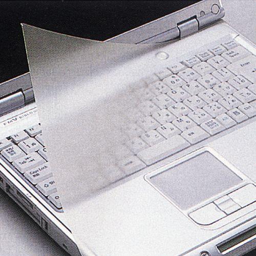 エレコム キーボードカバー ぴたッとシートSUPER フリータイプ ノートサイズ PKU-FREE2