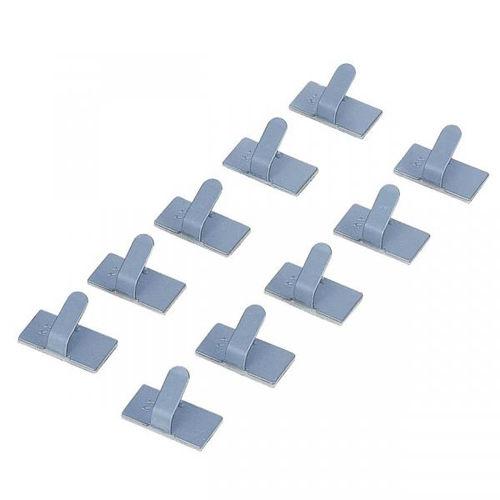 エレコム ケーブル用品 ケーブルフック 10個入 LD-US15