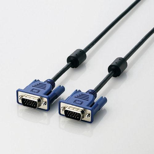 【売切れ御免】エレコム RoHS準拠 D-Sub15ピン(ミニ)ケーブル 2.0m