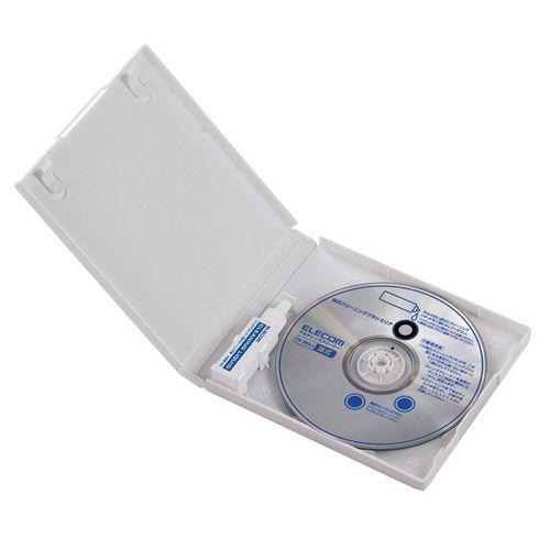 エレコム OAクリーナー マルチレンズクリーナー ブルーレイ/DVD/CD 読み込みエラー解消 湿式 日本製 CK-MUL3
