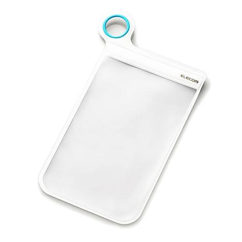 エレコム 防滴スマホケース スマートフォン用防滴ポーチ XLサイズ 汎用 iPhone6s/6s Plus対応 ホワイト P-03DPWH