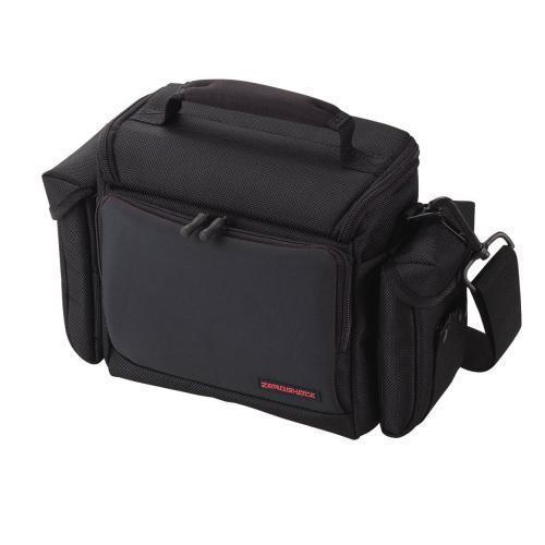 エレコム カメラ用バッグ 一眼レフデジカメ用 カメラケース 低反発 Sサイズ ブラック ZSB-SDG002BK