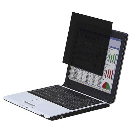 エレコム 液晶フィルター のぞき見防止フィルター プライバシーフィルム 日本製 13.3インチワイド用 MacbookAir13インチ対応 EF-PFS133W