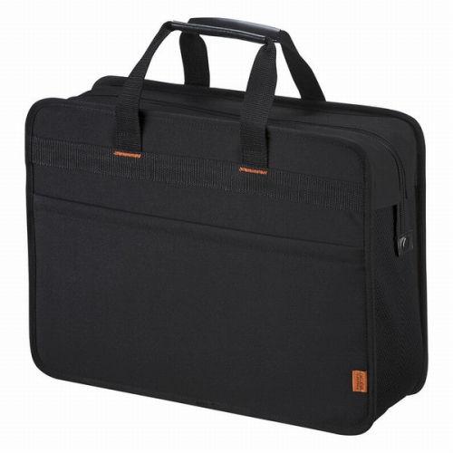 サンワサプライ キャリングバッグ らくらくPCキャリー 鍵付き L BAG-BOX2BK2
