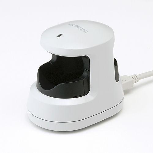 サンワサプライ 生体認証機器 指静脈認証装置 RoHS対応 USB2.0 ホワイト PC-KCA110