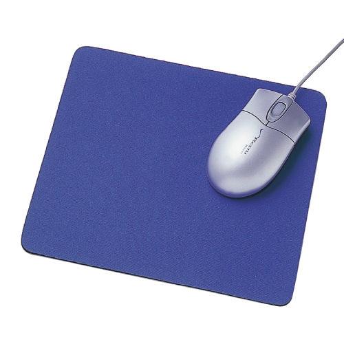 ロアス Digio2 エコノミーマウスパッド ブルー 10枚 MUP-TK01BL