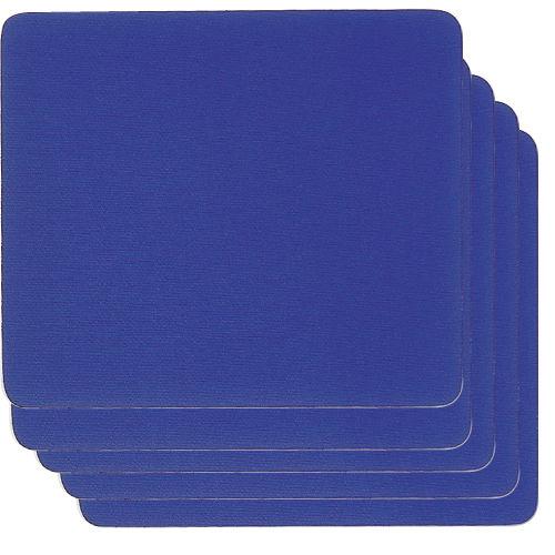 ロアス Digio2 エコノミーマウスパッド ブルー 1枚 MUP-TK01BL