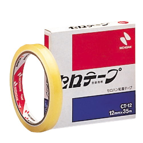 ニチバン セロテープ 12mm×35m CT-12