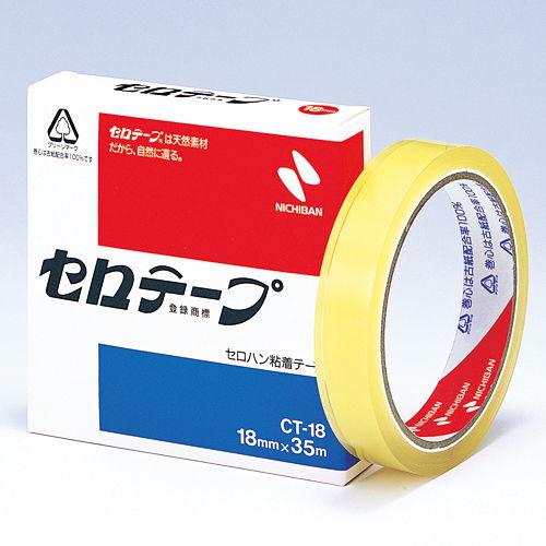 ニチバン セロテープ 18mm×35m CT-18