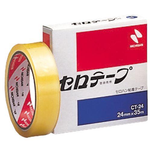 ニチバン セロテープ 24mm×35m CT-24