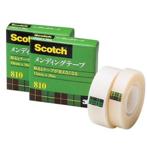 3M メンディングテープ スコッチ 小巻