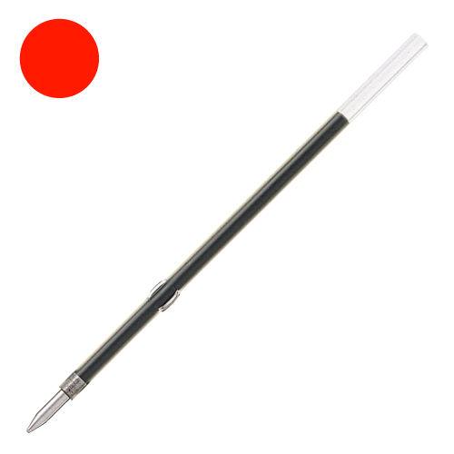 三菱鉛筆 油性ボールペン替芯 0.7mm 赤 10本 S-7S