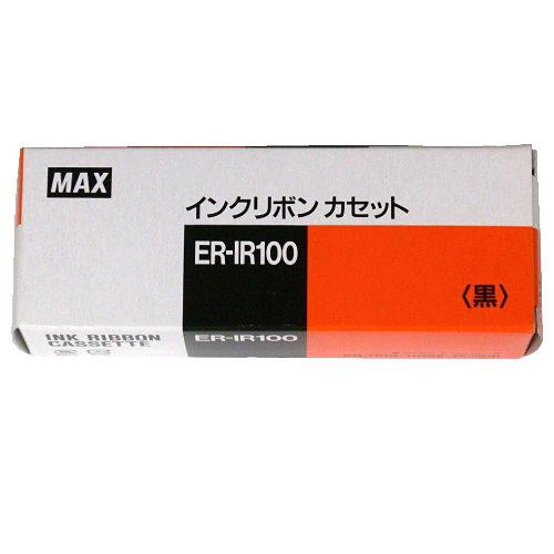マックス インクリボン タイムレコーダー インクリボン ER-IR100