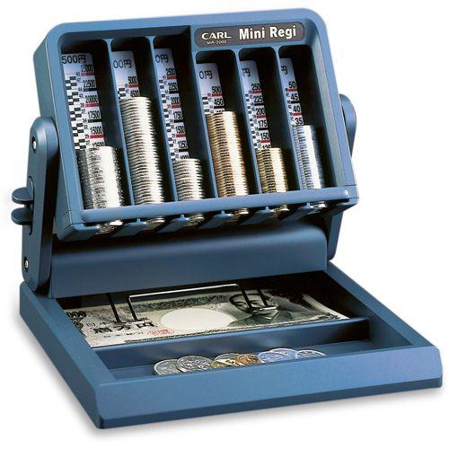 カール 硬貨整理器 ミニレジ MR-2000