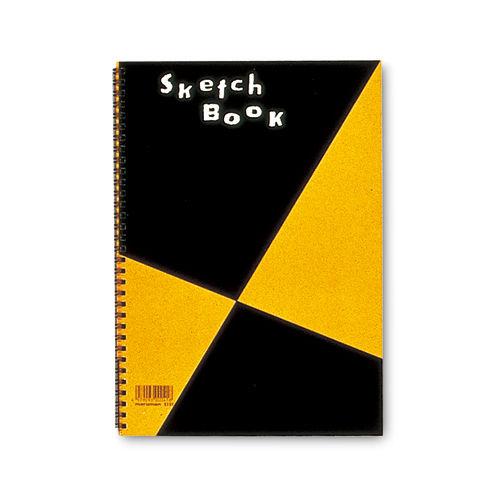 マルマン スケッチブック 画用紙並口 A4 24枚 S131