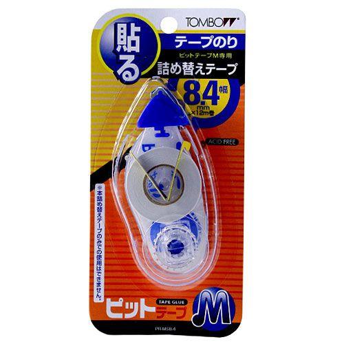 トンボ鉛筆 ピットテープ 交換カートリッジ PR-MS8.4