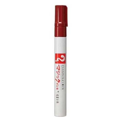 寺西化学 油性ペン マジックインキNo.500 細書 茶 M500-T6