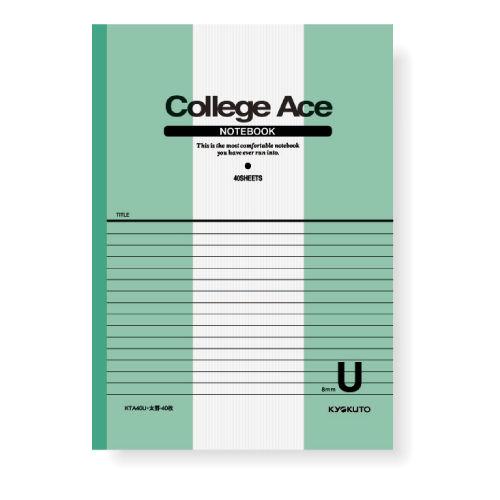 A4判ノートB罫 カレッジエース
