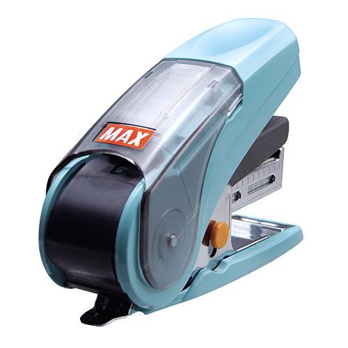 マックス ホッチキス SAKURI ライトブルー HD-10NL