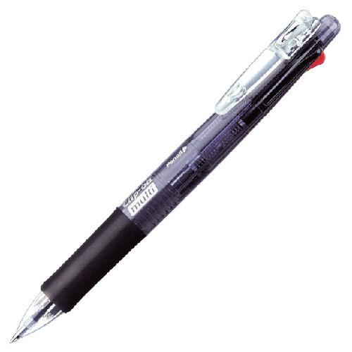 ゼブラ 多機能ペン クリップオンマルチ 黒 B4SA1-BK