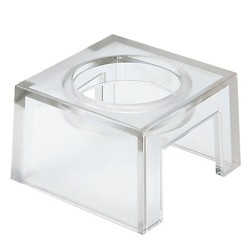 オープン工業 お会計スタンド 透明 DS-2-CL