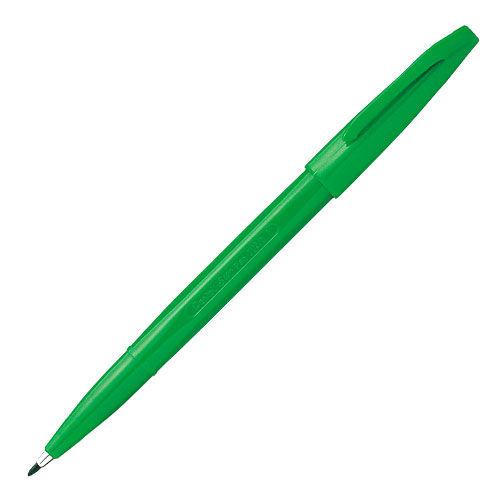 ぺんてる 水性サインペン 緑 S520-DD