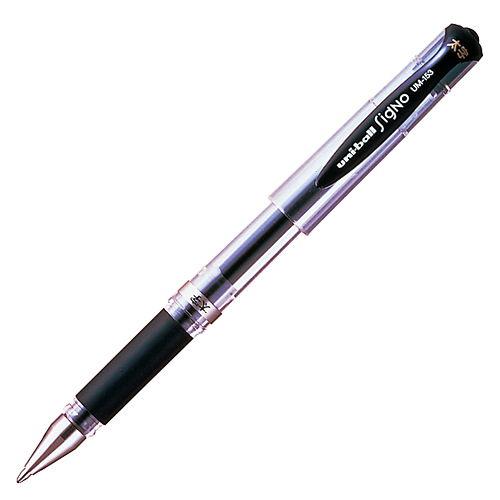 三菱鉛筆 ユニボールシグノ 1.0mm 黒 UM153.24