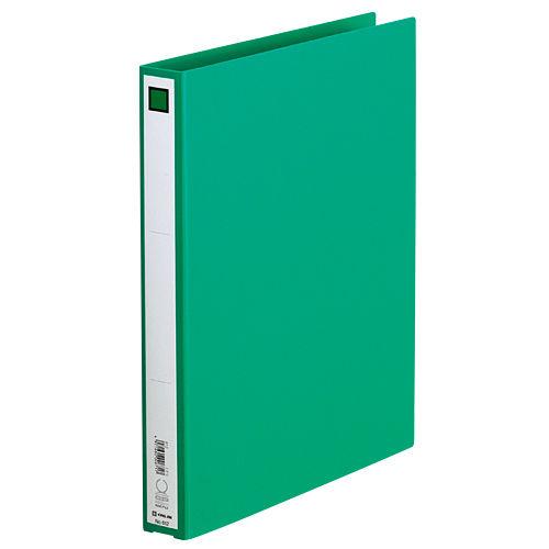 キングジム リングファイル エコノミータイプ A4タテ 緑 612ミト