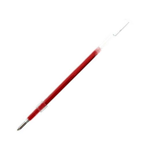 三菱鉛筆 ボールペン替芯 赤 10本入 SXR-10.15