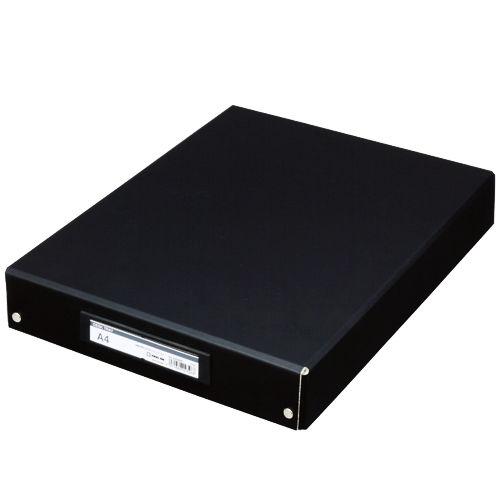 キングジム デスクトレー 黒 4008BFクロ