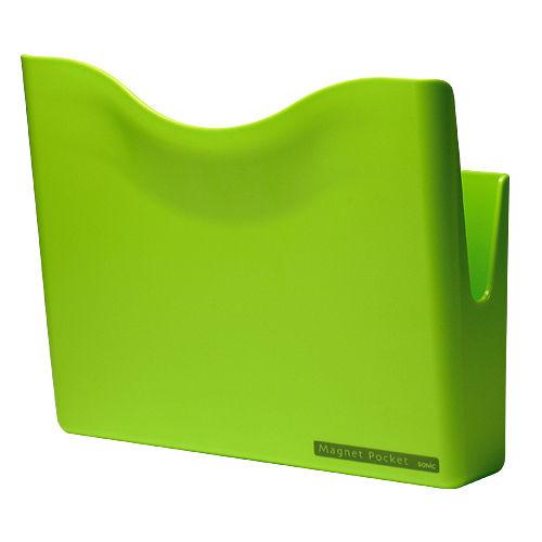 ソニック マグネットポケット 緑 MP-447-G