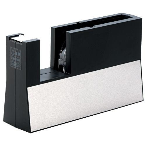 ニチバン テープカッター直線美 黒 TC-CB5