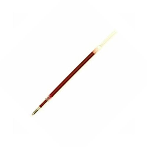 ゼブラ ボールペン替芯 0.5mm 赤 10本入 REQ5-R