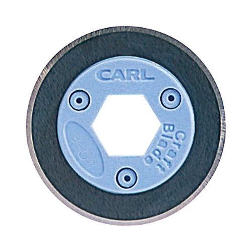 カール カッタークラフトブレイド替刃(丸刃) B-01