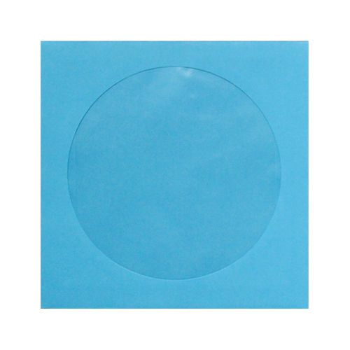 ELCOcolor CD封筒 25枚 ブルー 74641-32