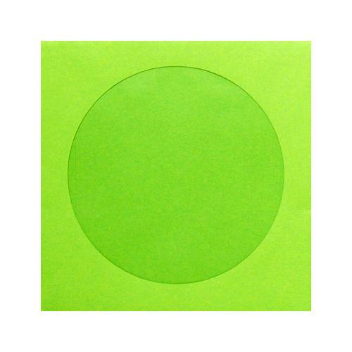 ELCOcolor CD封筒 25枚 グリーン 74641-62