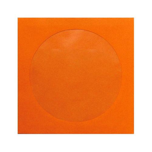 ELCOcolor CD封筒 25枚 オレンジ 74641-82