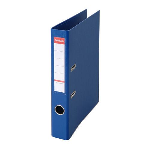 エセルテ BU5670 レバーアーチファイル A4タテ 背幅52mm 青