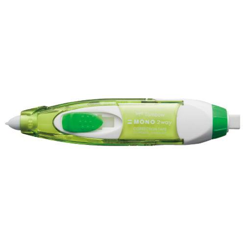トンボ鉛筆 修正テープ モノ2way グリーン CT-PEX5C60