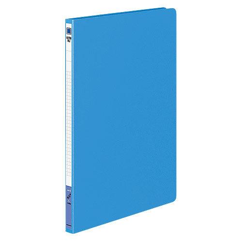 コクヨ レターファイル 色厚板紙 A4タテ ブルー フ-550B