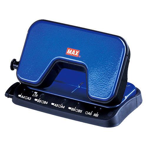 マックス スクーバパンチ 小 ブルー DP-15T/B