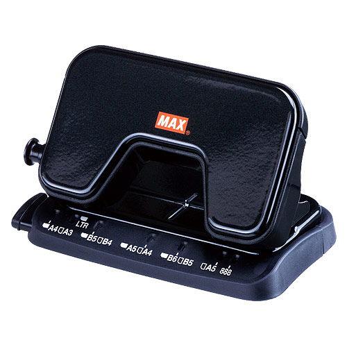 マックス スクーバパンチ 小 ブラック DP-15T/K